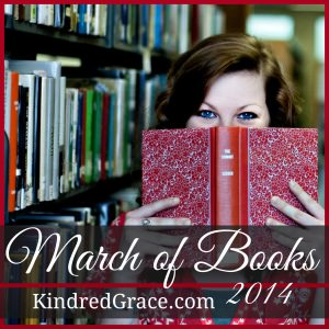March of Books 2014 at KindredGrace.com