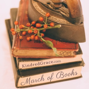 March of Books 2015 at KindredGrace.com