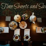 Tea Time Sweets and Savories