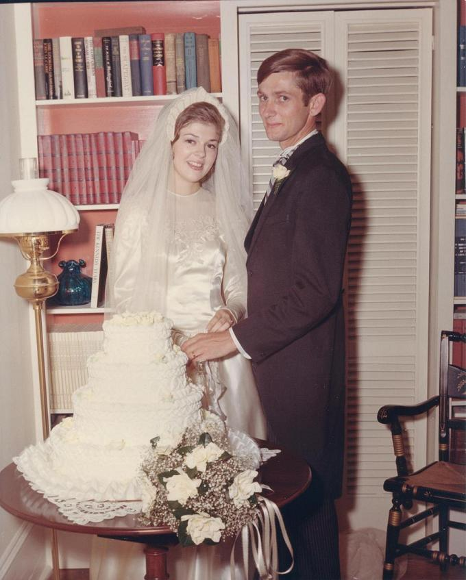 June Brides ~ Forty Year Perspective