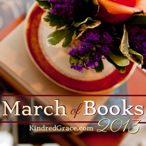 March of Books 2013 at KindredGrace.com