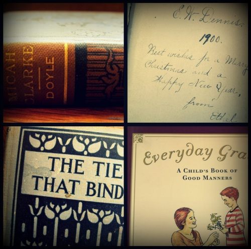 Snapshots of Favorite Books