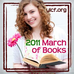 March of Books 2011 (photo by Jennifer Pinkerton, design by Abigail Westbrook)