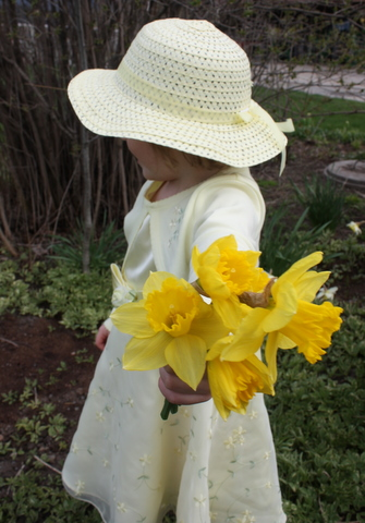 Ruth's Daffodil Bouquet
