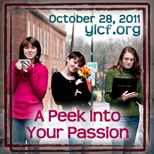 A Peek Into Your Passion with a Purpose!