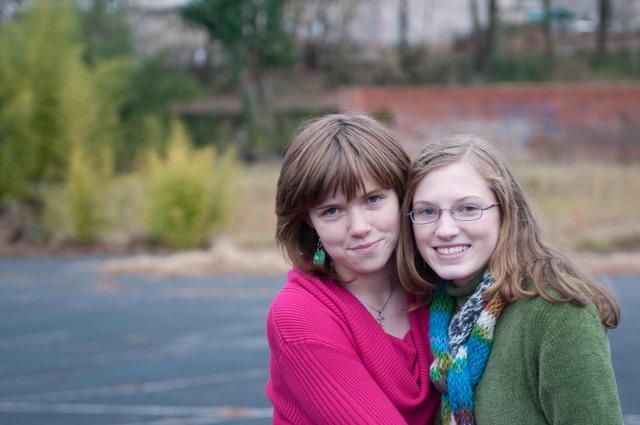friends (photo by Jennifer Pinkerton)