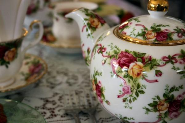 Teaching through Tea