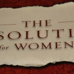 A Women's Resolution?