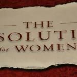 A Women's Resolution?