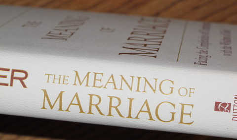 the meaning of marriage kindred grace
