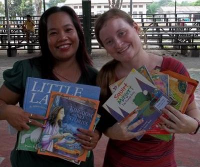 children's books - image courtesy of Chantel