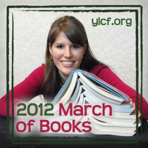 2012 March of Books (photography by Trina Holden, graphic design by Abigail Westbrook)