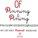 Of Pinning and Pining