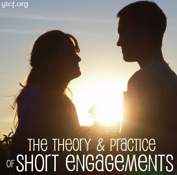 the theory and practice of short engagements @TrinaHolden on @YLCF