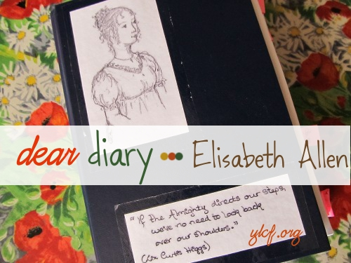 dear diary by @hopescribbles