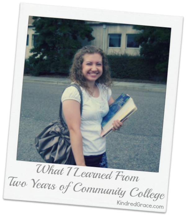 What I Learned from Two Years of Community College