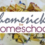 homesick for homeschool