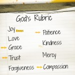 Rubric of Grace