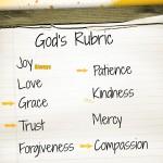 Rubric of Grace