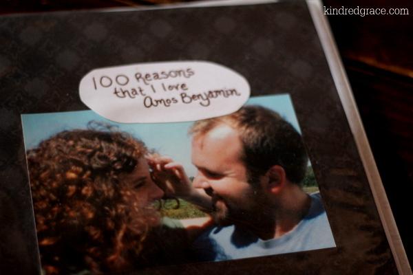 100 things @KindredGrace