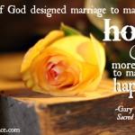 Sacred Marriage & Sacred Influence