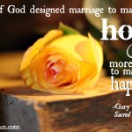Sacred Marriage & Sacred Influence