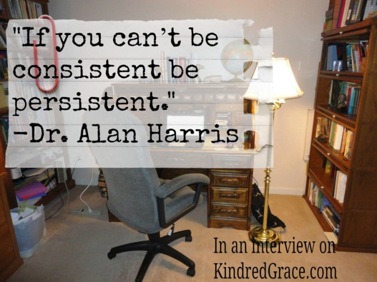 If you can't be consistent...