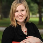 A Writer Who Sends Words to the Heart of Her Readers: Holley Gerth