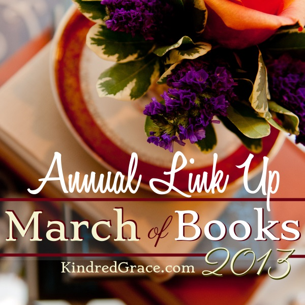 March of Books Annual Link Up