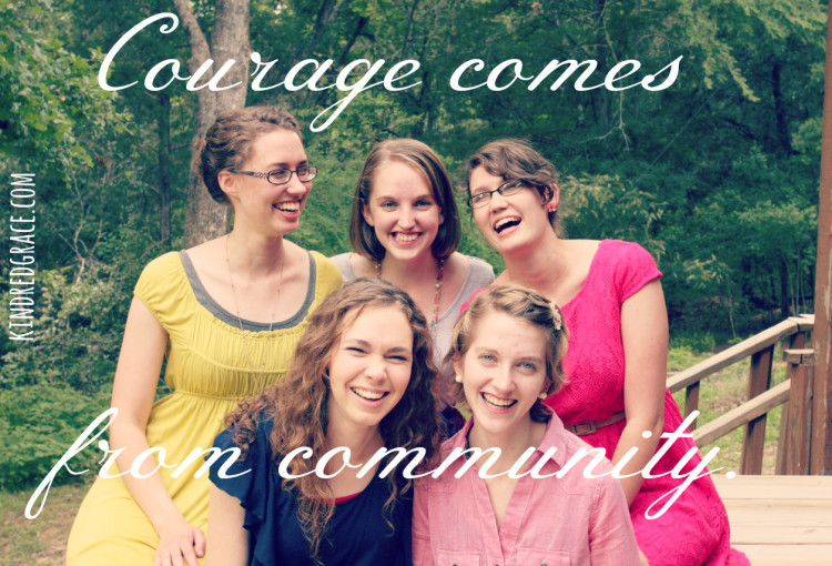 KG courage community