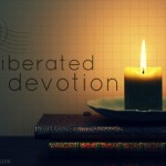 liberated devotion: dropping out of the race and meeting grace.