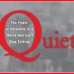 Quiet {a book review}