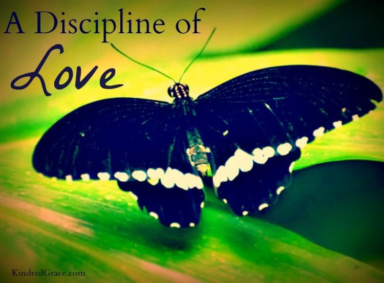 A Discipline of Love