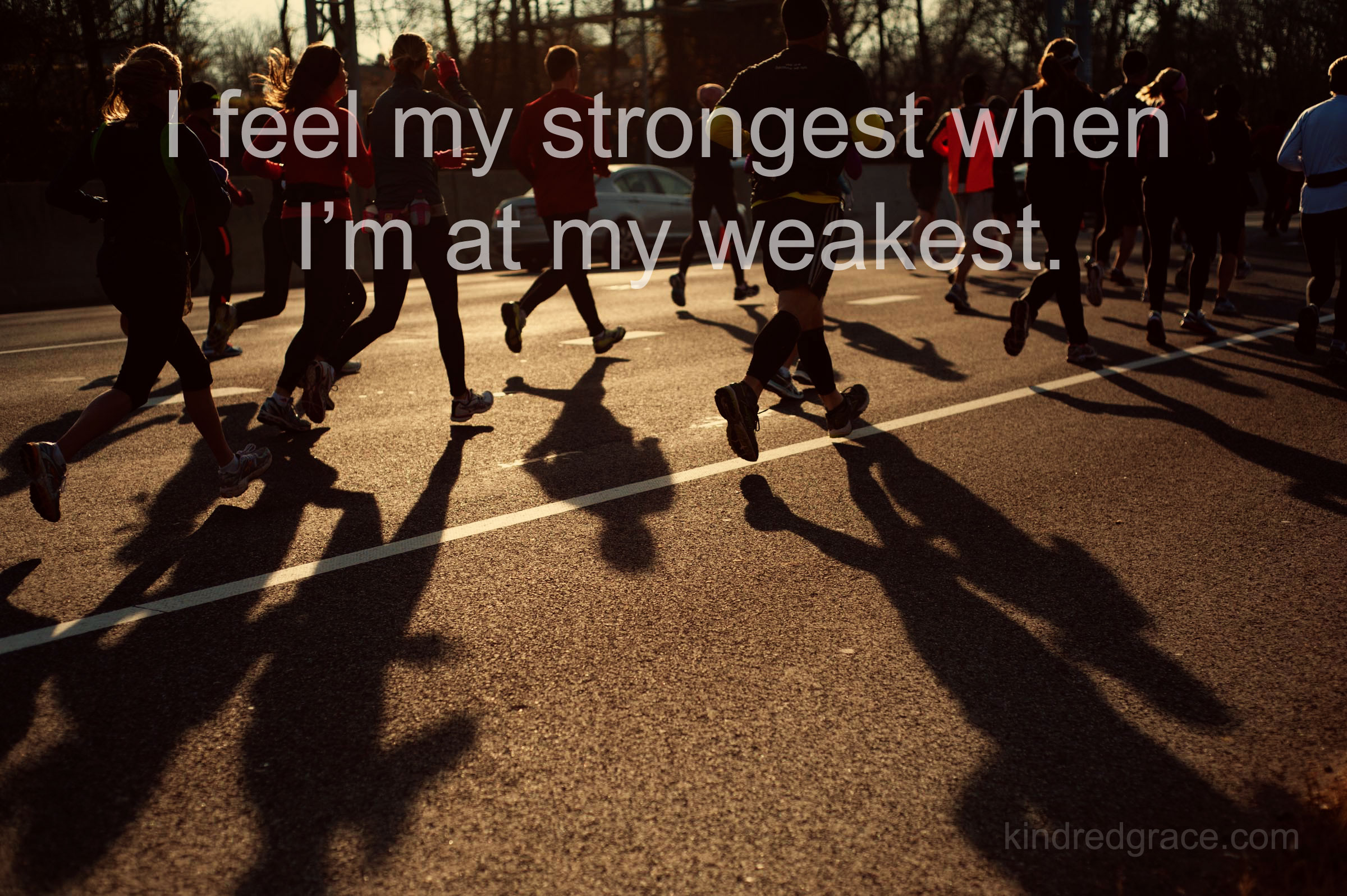 Strength: Body and Spirit