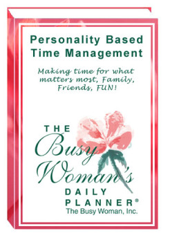 Personality Based Time Management eBook