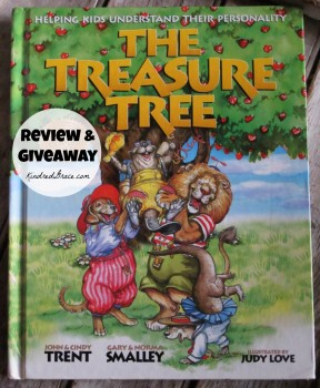 The Treasure Tree (review and giveaway)