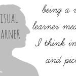 A Visual Learner