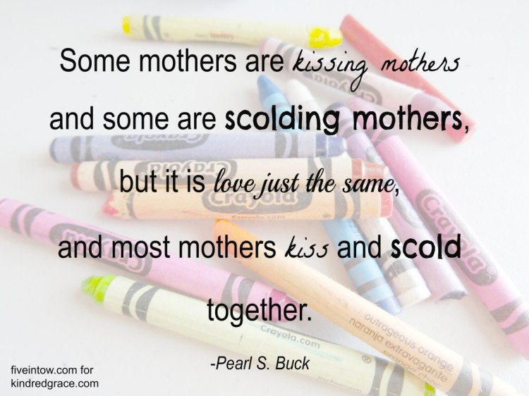 Some mothers...