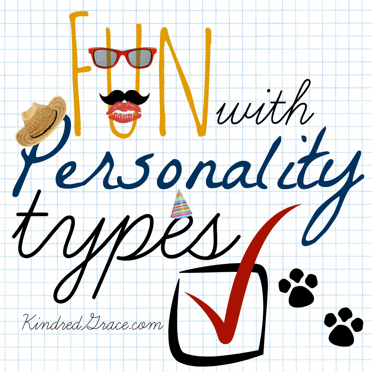 Fun with Personality Types