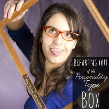 Breaking Out of the Personality Type Box