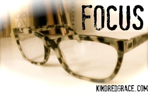 Focus by @lauralynnsmith on @KindredGrace