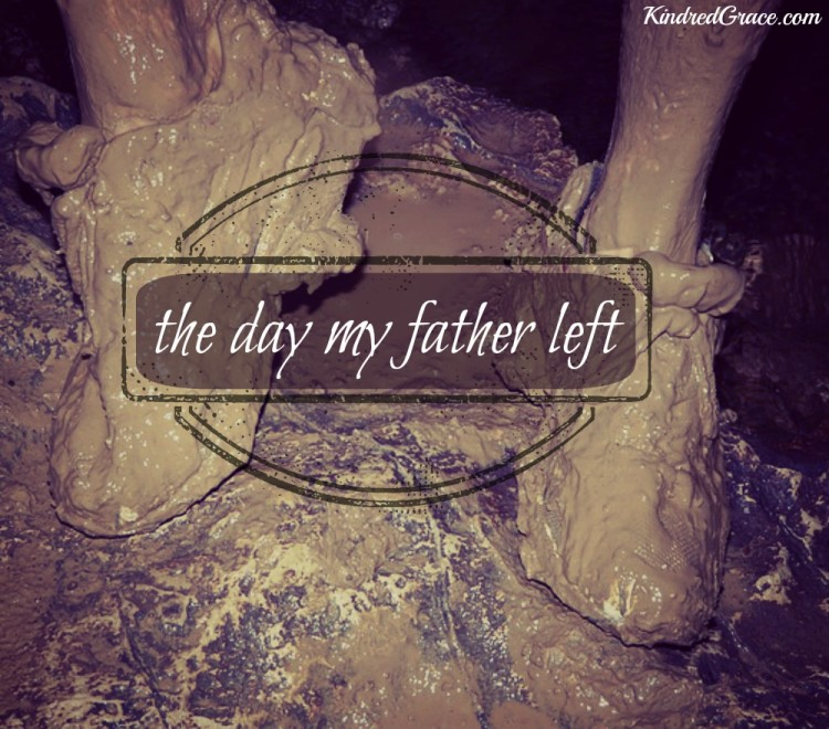 The Day My Father Left on @KindredGrace
