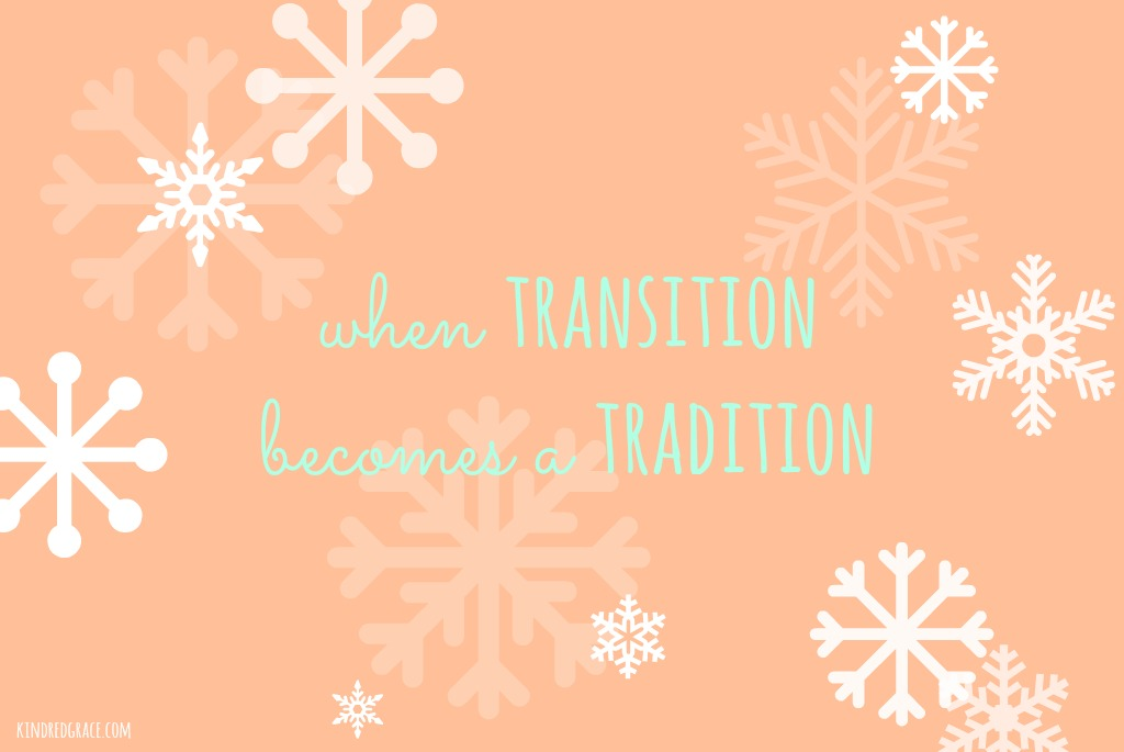 Holidays in Transition