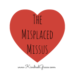 The Misplaced Missus