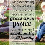 Packing Grace for the Journey to Simplicity