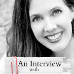 buried stories and published words: an interview with author Laura Anderson Kurk