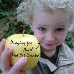 Sowing Seeds of Prayer for Our Children