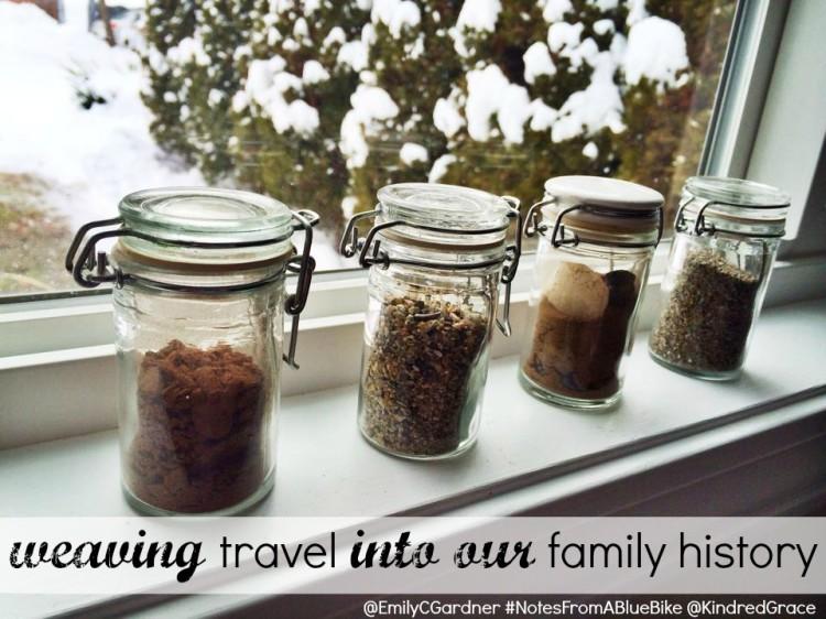 #NotesFromABlueBike Blog Tour: Travel with @EmilyCGardner