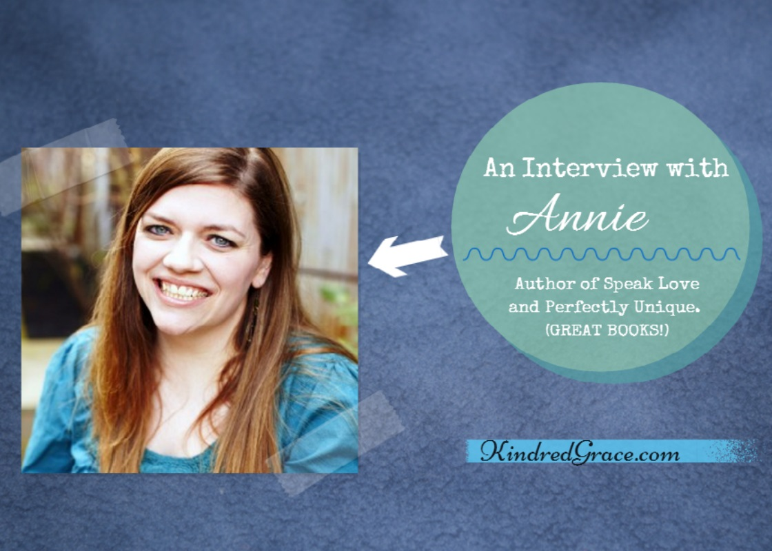 An Interview with Annie Downs
