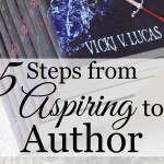 5 Steps from Aspiring to Author